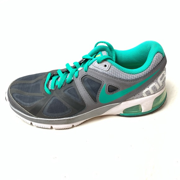 Nike Fitsole Air Max athletic shoes
